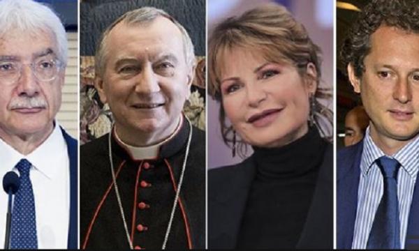 Il nuovo vertice del Gruppo Bilderberg 2018 si tiene a Torino  VIDEO