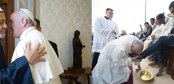 Bergoglio contro Leah, la giovane cristiana che rifiuta di abiurare