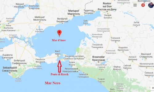 #WWIII Tensione militare tra Russia e Ucraina nel Mar d'Azov: a Kiev è legge marziale