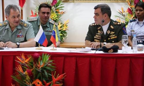 #WWIII Venezuela: arrivano i Sukhoi russi