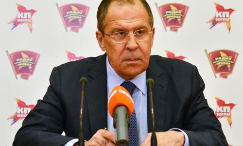 #WWIII Lavrov: Le provocazioni sul confine russo del regime di Kiev