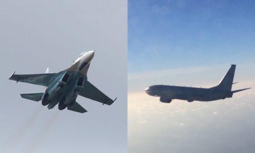 #Russia Ennesima provocazione USA: Intercettato aereo spia americano nel Baltico – VIDEO