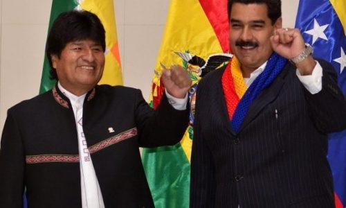 Morales: Maduro potrebbe essere assassinato