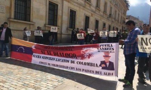 #Venezuela: Il Gruppo di Lima contrario all'intervento militare USA, plauso di Morales