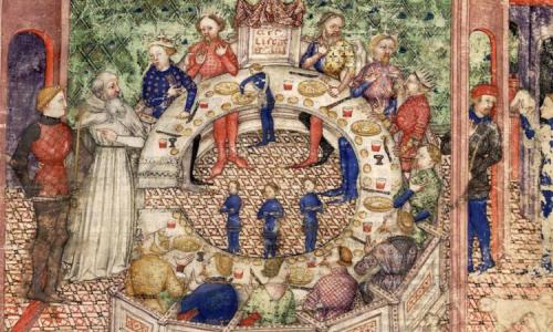 Università di Bristol: scoperti manoscritti medievali inediti su Merlino