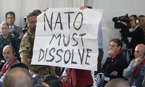 """#NoNato INTERVISTA A MICHEL CHOSSUDOVSKY: """"CON LA NATO DAL WELFARE AL WARFARE"""""""