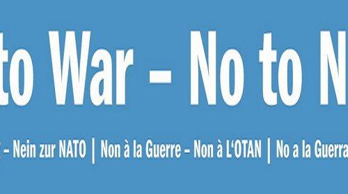 #NoNato CONTRO-CELEBRAZIONE A FIRENZE DEL 70° DELLA NATO