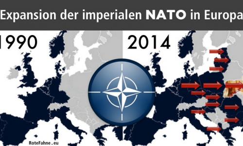 #NoNato BREVE STORIA DELLA NATO 3/10 L'ESPANSIONE AD EST – VIDEO