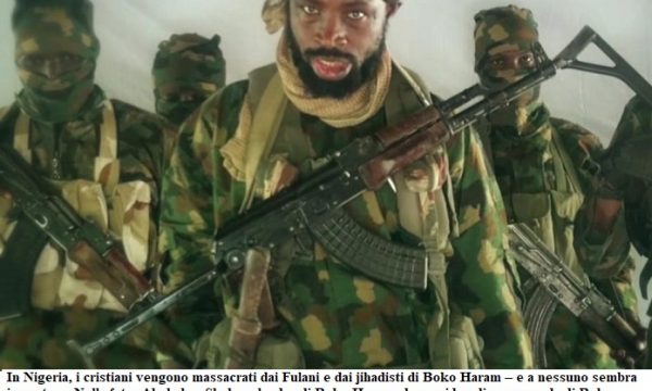 Nigeria: Jihad contro i cristiani di Uzay Bulut