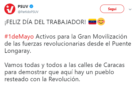 #Venezuela Il falso golpe bloccato dal popolo… e dai satelliti russi