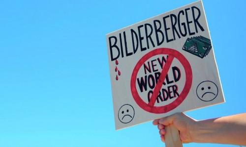 LE LUNGHE MANI DEL GRUPPO #BILDERBERG