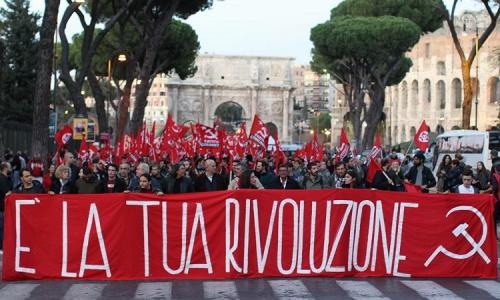 Noi. Stessa bandiera. 10 anni da CSP al Partito Comunista di Marco Rizzo