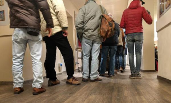 #EmergenzaFame #NuoviPoveri #Bologna La mensa dell'Antoniano registra un aumento del 50%